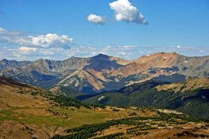 Trail Ridge Afternoon by PhotogNinja
