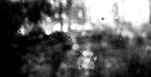 Rainy Window 01 by boxx2genetica-stock