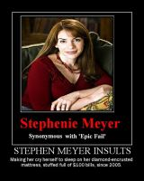 Stephen Meyers Insults by daveshan