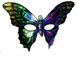 Mask 3- png cutout by LadySarah-Stock