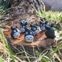 Totoro charms by GalleryPiece