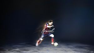Lionel Messi by ByWarf