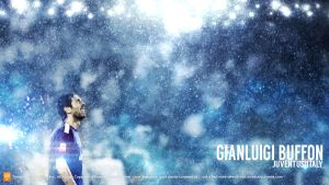 Gianluigi Buffon wallpaper by Nucleo1991
