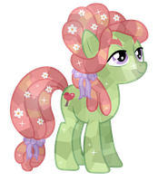 Crystal Tree Hugger by CloudyGlow