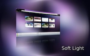 Soft Light Google Chrome Theme by perj132