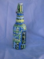 Beer Bottle by kampfly