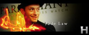 Jude Law by YZH619