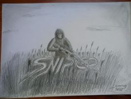 Sniper by SomethingWild7