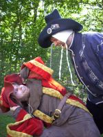 Rincewind and Theoderich 05 by poisonmilow