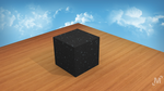 Space cube by MilosKukic