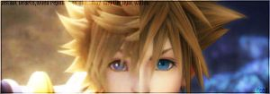 Sora and Roxas by TheLantern