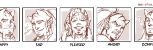 Alkrenon - Expressions I by Iseijin