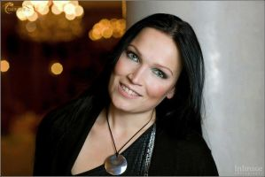 Tarja Turunen. Portrait. by InImage