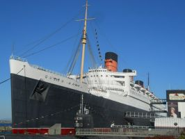 RMS Queen Mary by Kipfox32