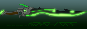 Nano Sabre Weapon Adopt (closed) by Nano-Core