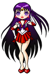 Sailor Mars doll by ma-petite-poupee