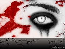 zombie eye... by tatteredsoul