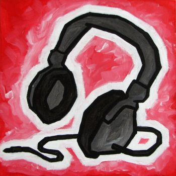 Headphones by alispagnola