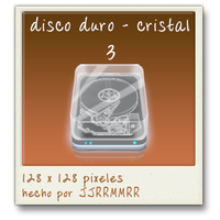 disco duro cristal 3 by jjrrmmrr