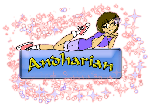 My Tribute to Andharian by KiteBoy1