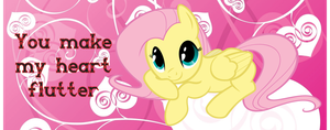 [Valentine] Fluttershy [2014] by RicePoison