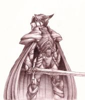 Knight Fox by Fox-Dev