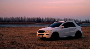 Mercedes ML 63 002 by 5-G