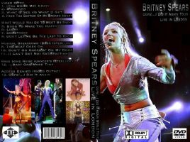 Oops Tour Live in London DVD by utskushi-billy