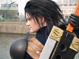 Zack cosplay by SHphotos