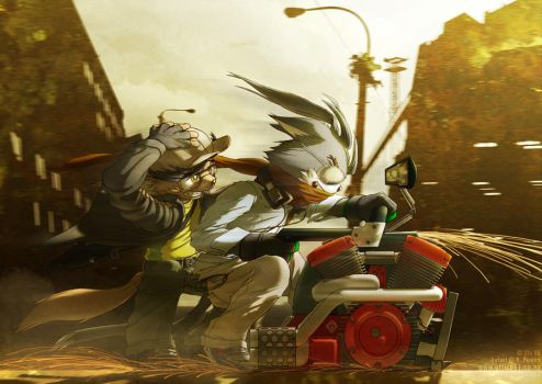 Saw Ride by stucat