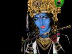 Lord Krishna by El-i-or