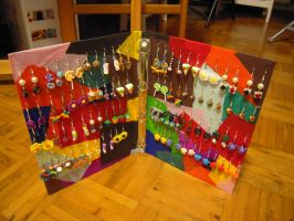 Earrings Displayer I by REDDISH-MUSE
