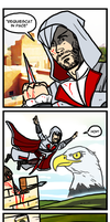 COMIX For The Creed by theEyZmaster