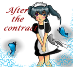 After The Contract- new preview image by AnimeRedwolf