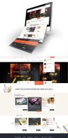 Print Store Web Design by vasiligfx