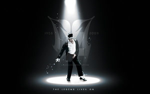 My Tribute to Michael Jackson by GlennCahill