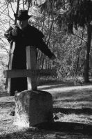 The Cemetery Incident, Shot 2 by Crigger