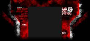 OneSickForger Twitch TV Theme by Smyf