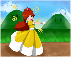 omg, It's Daisy 8D by VaneShadowDaisy
