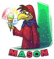 Mason's Magic Ice Cream by McKnackus