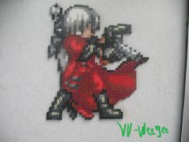 Card Sagas - Dante Bead by VV-Weegee