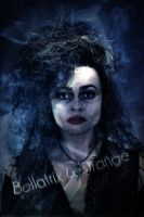Bellatrix Lestrange by LifeEndsNow