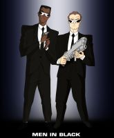 Men in Black by BenSmith128