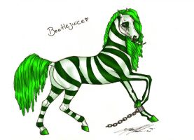 Beetlejuice Chains of love by moonfeather