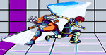 Gray Fox and Roy (Watch redraw) by 357Sneak