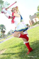 Sailor Moon Super S by Chiibiimoon