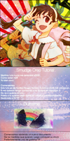 Smudge Oreo Tutorial by Yummi-nee-chan