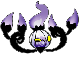 Chandelure by Coonstito