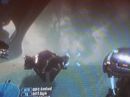 Playing Halo Reach 8: FIGHT ME SPACESHIP!!! by Dragonrage19