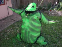 Oogie Boogie Man by Shadowfox012